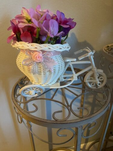 Bicycle Decorative Rose photo review
