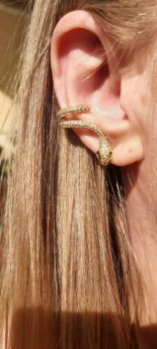 Snake Climbers Earrings photo review