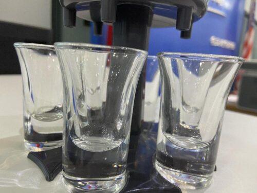 6 Shot Glass Dispenser photo review