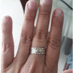 Feng Shui Pixiu Mani Mantra Protection Wealth Ring photo review