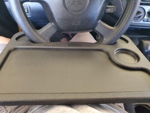 Auto Steering Wheel Desk photo review