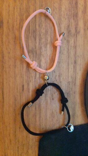Passione™ Couples Bracelets 2pcs photo review