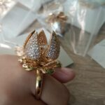 Flocaw Adjustable Flower Blooming Ring photo review