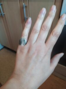 Angel Wing Rings photo review