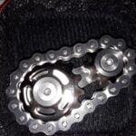 Fingertip Flywheel Gyro Sprocket photo review