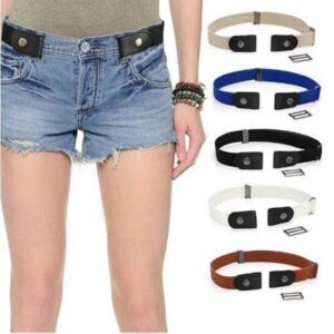 Buckle-free Invisible Elastic Waist Belts 1