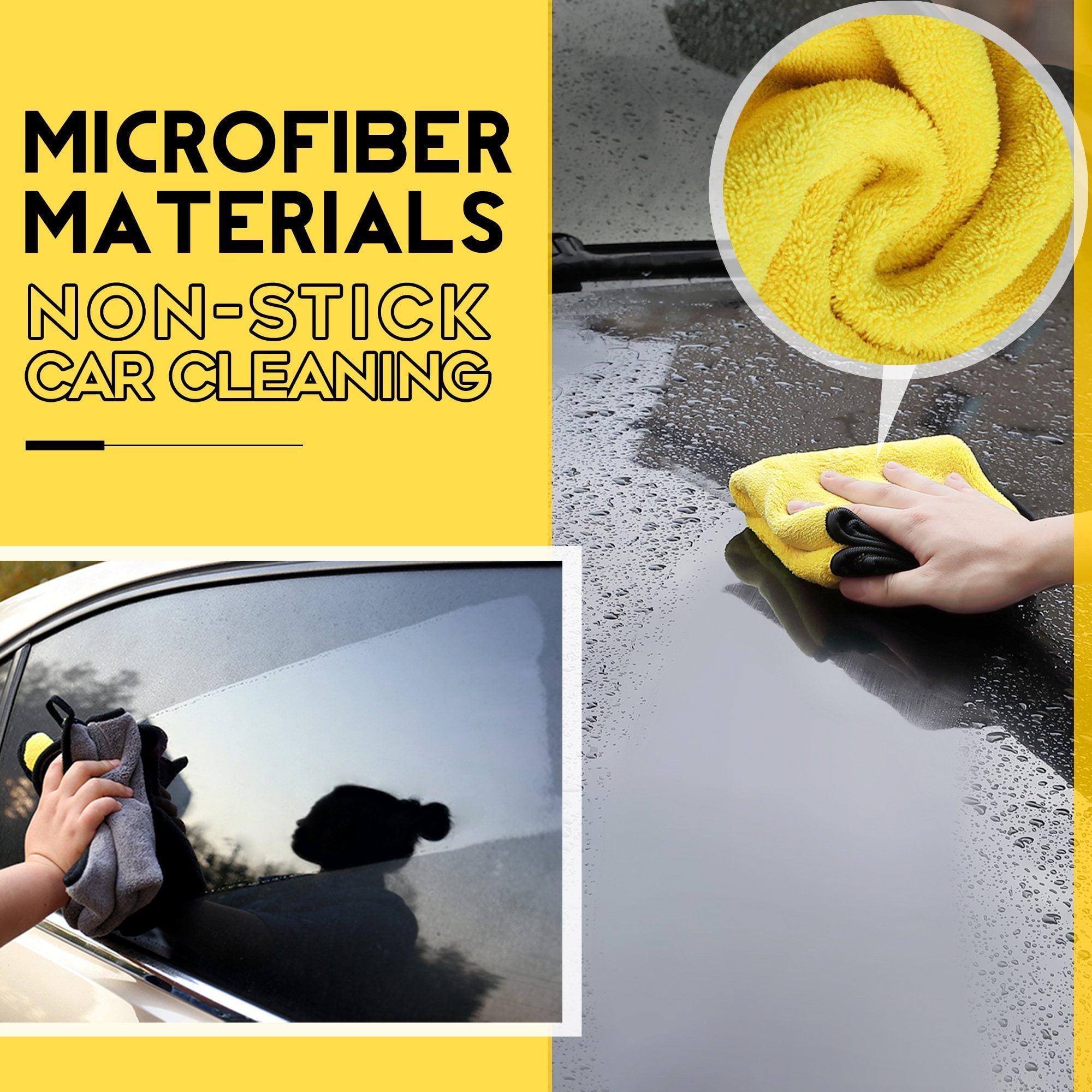 Car Instant Ultra Absorbent Microfiber Towel