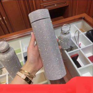 Diamond Thermos Bottle