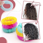 Donut Hair Natural Curlers (4)