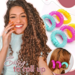Donut Hair Natural Curlers (5)