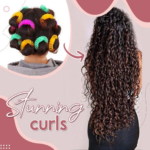 Donut Hair Natural Curlers (8)