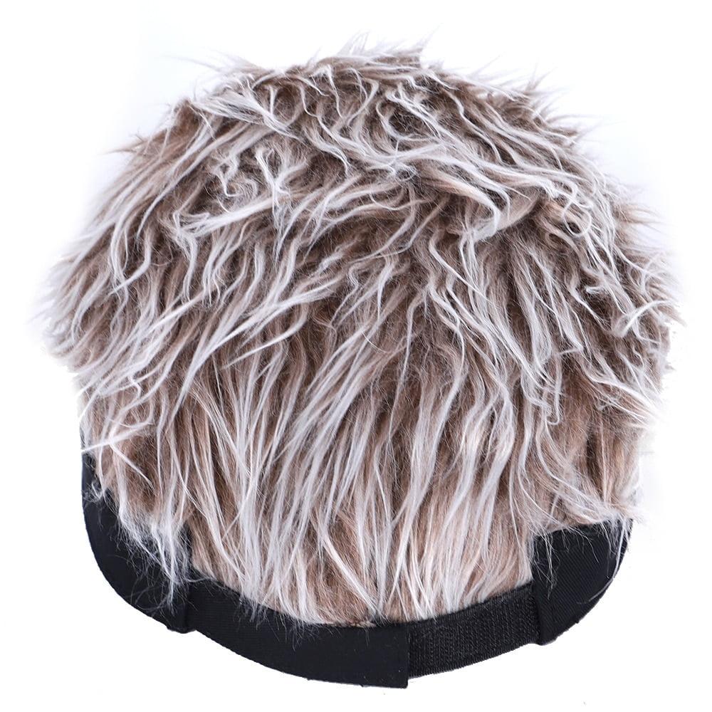 Flair Hair Sun Visor Cap