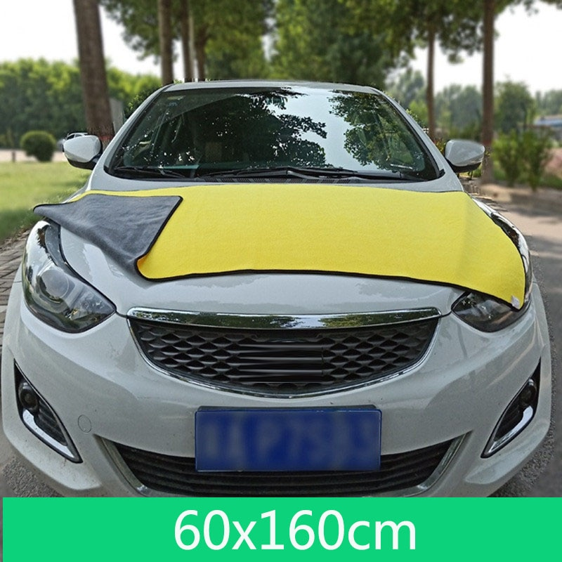 Car Instant Ultra Absorbent Microfiber Towel