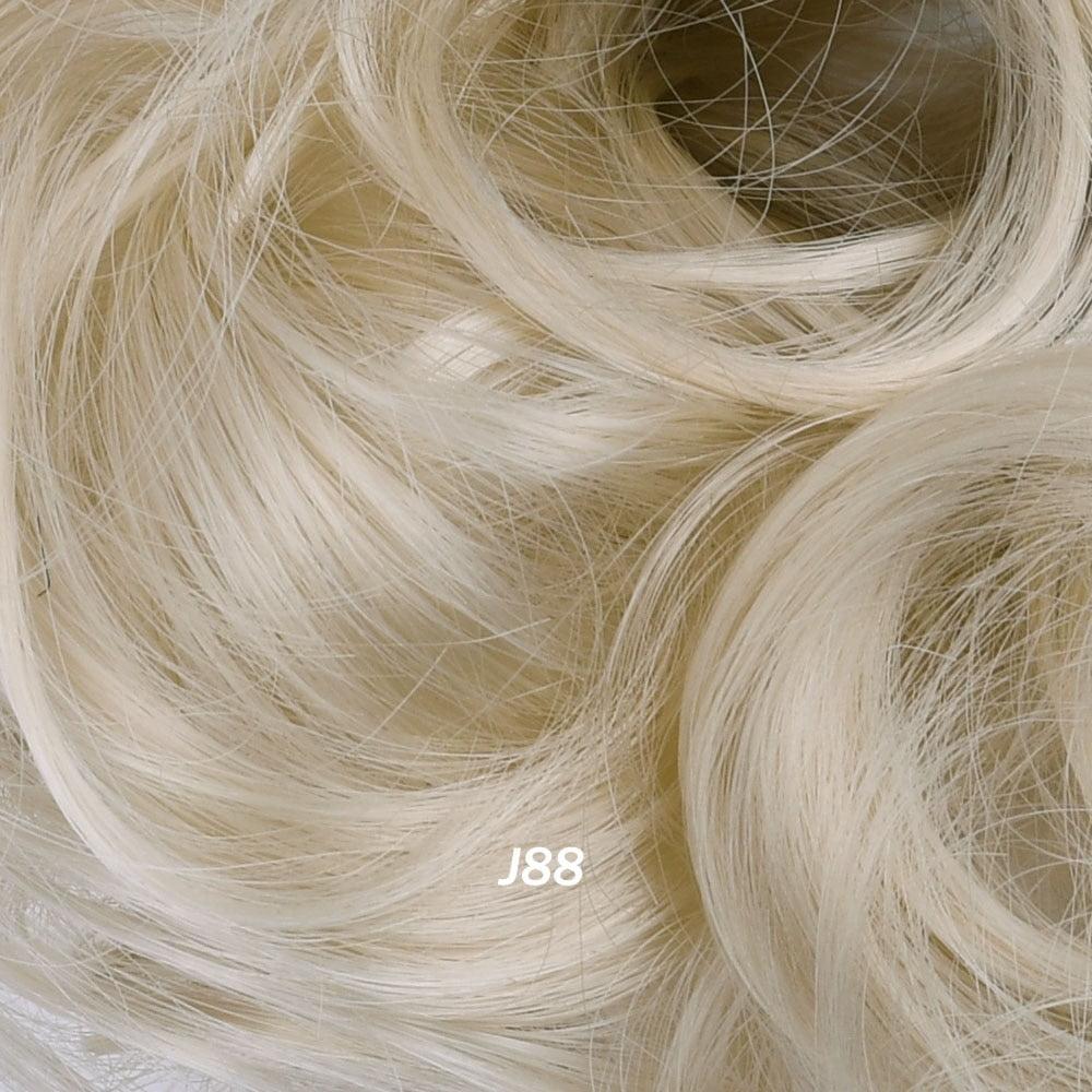 Updo Curly Bun Extension