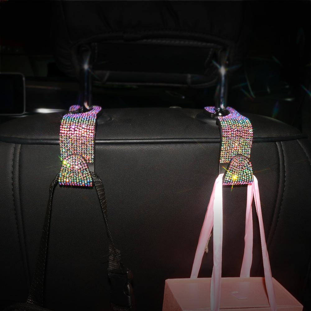 Car Backseat Hooks