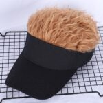 Flair-Hair-Sun-Visor-Cap