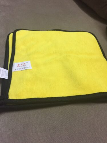 Car Instant Ultra Absorbent Microfiber Towel photo review