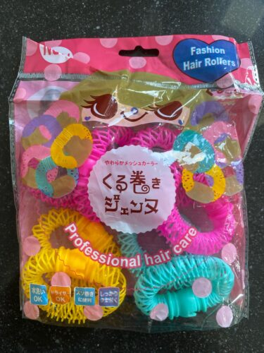 Donut Hair Natural Curlers photo review