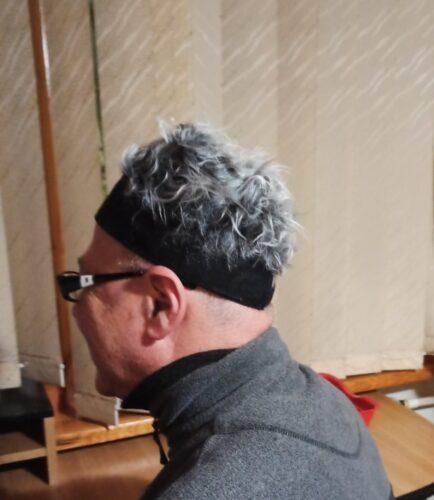 Flair Hair Sun Visor Cap photo review