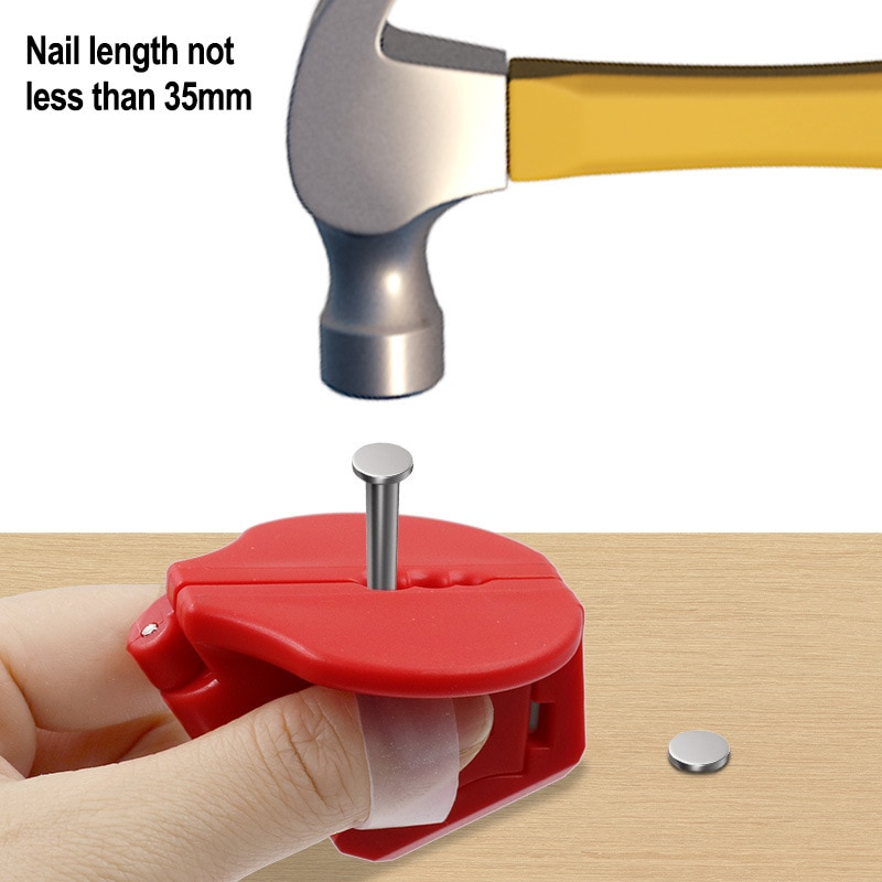 Nail Holder Finger Protector