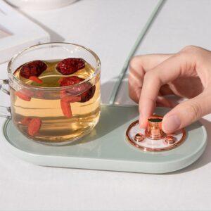 Thermostatic USB Smart Warm Coaster