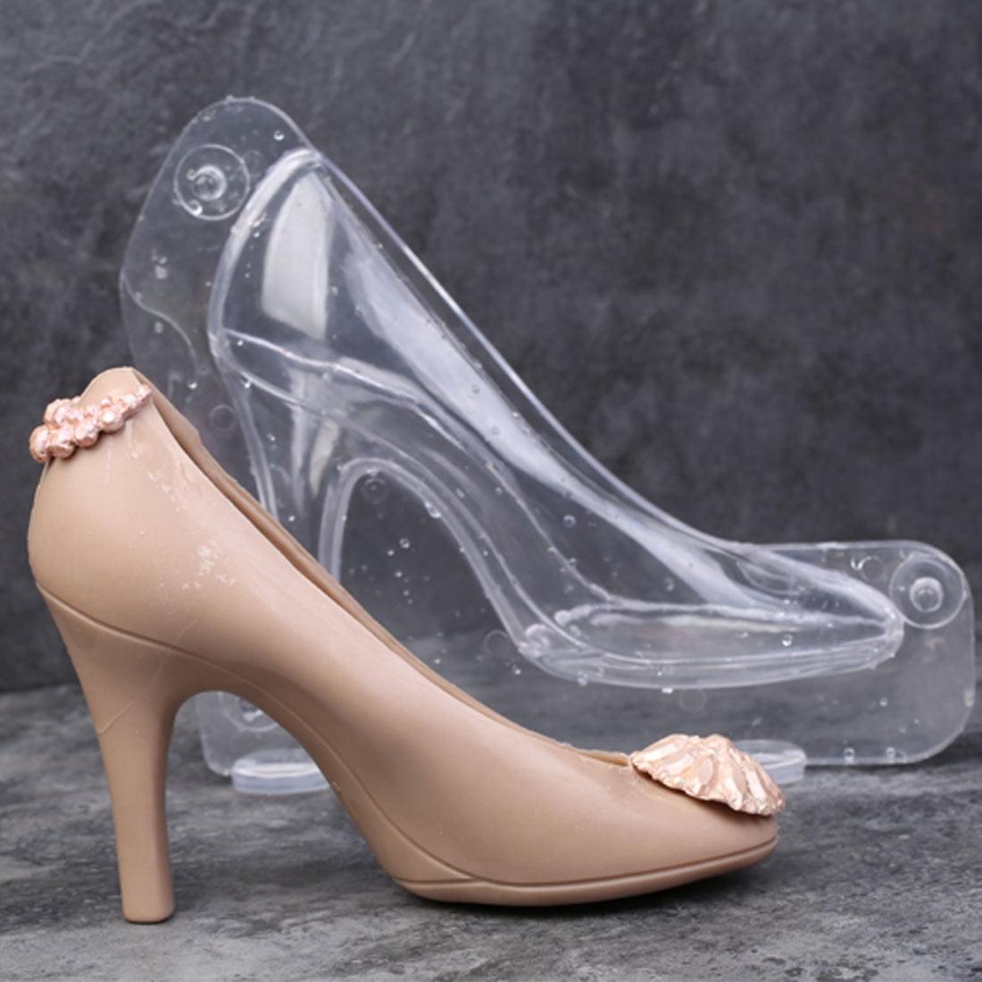 Deluxe 3D High Heel Mold