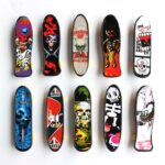 Finger-Mini-Skateboard