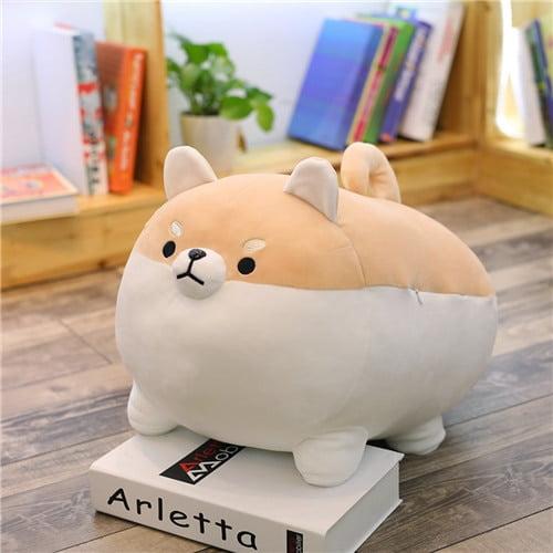 Plushie Angry Shiba Pillow (40cm-50cm)