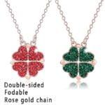 Four-Leaf-Clover-Necklace