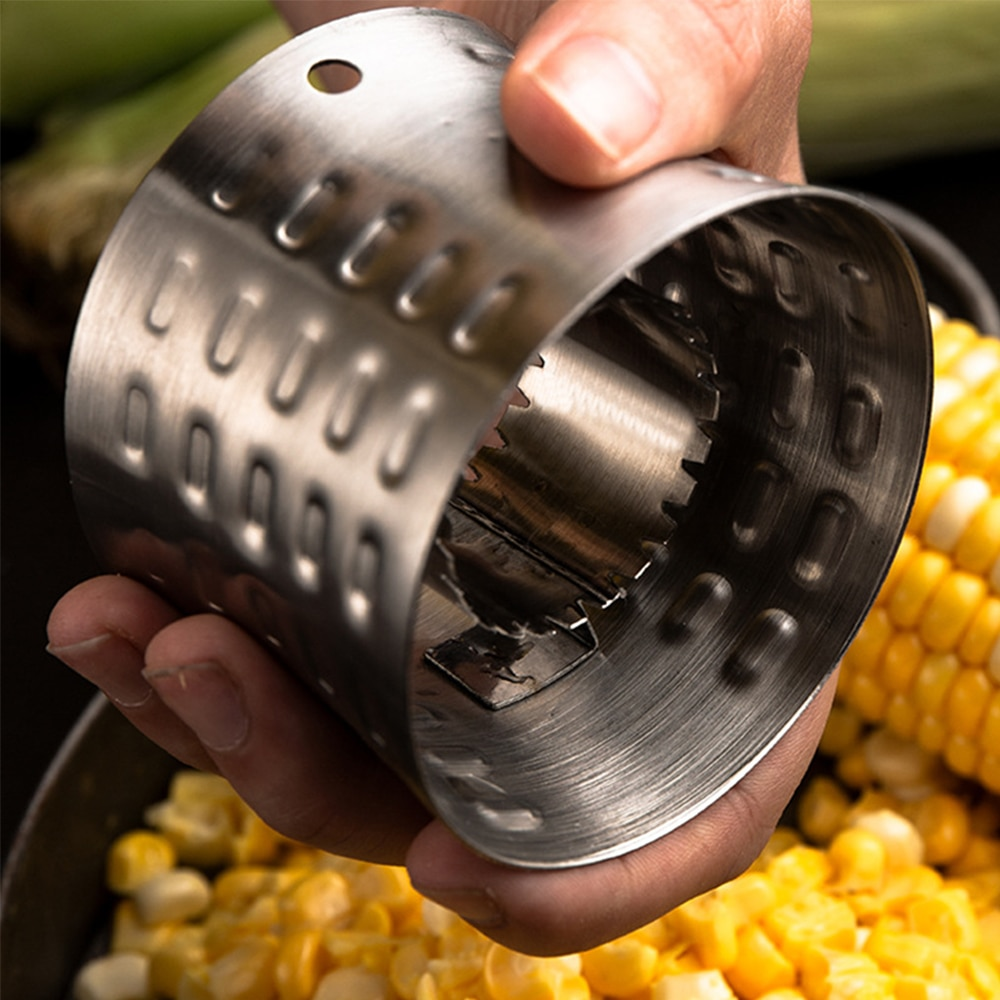 Stainless Corn Stripper