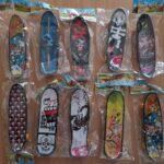 Finger Mini Skateboard 10PCS photo review