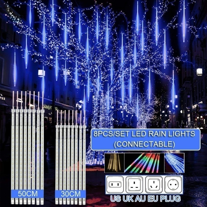 Snowfall LED Lights