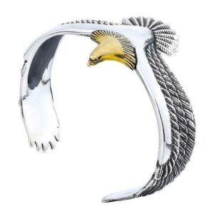 Adjustable Eagle Bracelet