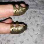 Sewing Thimble Finger Protector photo review