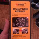 DIY Alloy Wheel Repair Kit photo review