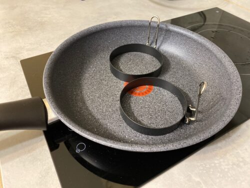 Non Stick Omelet Ring Mold photo review